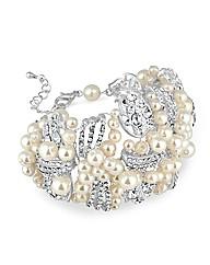 Alan Hannah Sienna Pearl Bracelet
