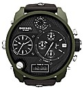 Diesel Mens Strap Watch
