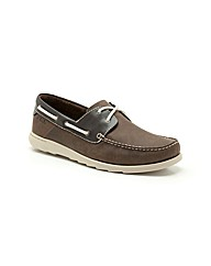 Clarks Redruth Deck Shoes