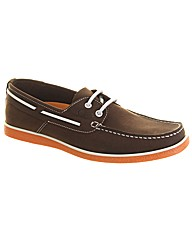 Chatham Armada Mens Leather Boat Shoe