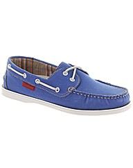 Chatham Argo Mens Canvas Boat Shoe