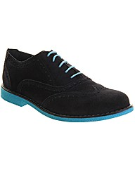 Chatham Carnaby Mens Suede Brogue