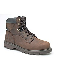Redwood Brown Safety Boot