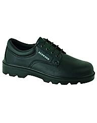 Redwood Black Safety Shoe
