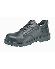 Capps Black Leather Gibson Shoe