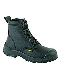 Capps  Black High Top Boot
