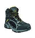Amblers Safety Footwear Black