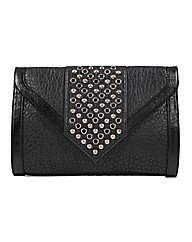 Dolly & Rose Stud Clutch