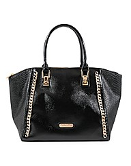 Dolly & Rose Croc Shopper