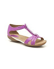 Clarks Raffi Magic Sandals Wide Fit