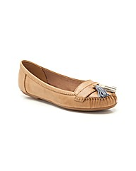 Clarks Clovelly Way Shoes Wide Fit