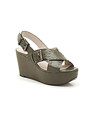 Clarks Trophy Crown Sandals Wide Fit