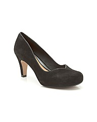 Clarks Chorus Voice Shoes Wide Fit