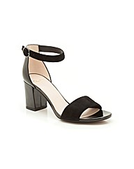 Clarks Susie Deva Sandals Wide Fit