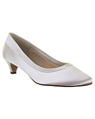 Rainbow Club Bea Ivory Wedding Shoe