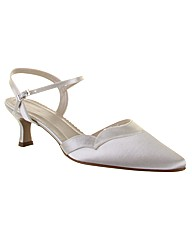 Rainbow Club Annie Ivory Wedding Shoe