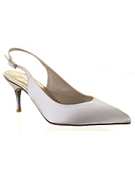 Rainbow Club Kay Ivory  Wedding Shoe