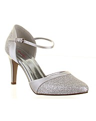 Rainbow Club Thea Ivory Wedding Shoe