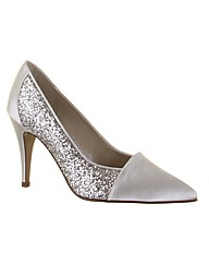 Rainbow Club Claudia Ivory Wedding Shoe