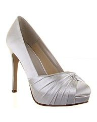 Rainbow Club Simone Ivory Wedding Shoe