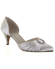 Rainbow Club Tanya Ivory Wedding Shoe