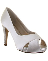 Rainbow Club Safia EE Fit Wedding  Shoe