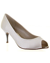 Rainbow Club Saffron Ivory Wedding Shoe