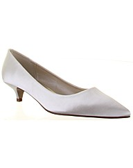 Rainbow Club April Ivory Wedding Shoe