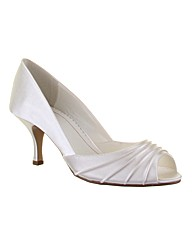 Else by Rainbow Shiraz Wedding Shoe