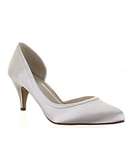 Rainbow Club Abbie Ivory Court Shoe