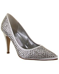 Rainbow Club Antonia Ivory Wedding Shoe