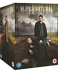 Supernatural - Complete Series 1-8