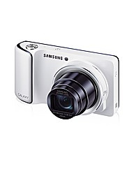 Samsung GC-110 Galaxy Camera White 16MP