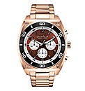Caravelle New York Mens Bracelet Watch