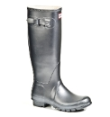Hunter Tall Metallic Welly