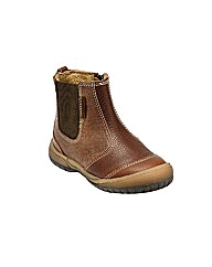 Start-rite Path Brown Fit F Boots