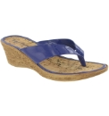 Enzo of Florence Sorcha Wedge Sandal