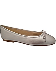 Riva Lulu Ladies Leather Ballerina