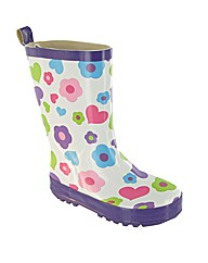 Girls Party Welly (Cotswold)