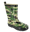 Boys Army Welly (Cotswold)
