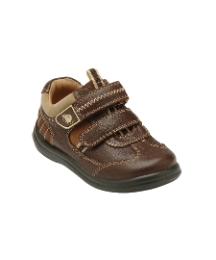 Start-rite Rowdy Brown Fit G Shoes
