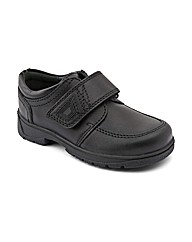 Start-rite Accelerate Black Fit H Shoes