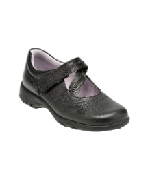Start-rite Astrid Bk Leather Fit G Shoes