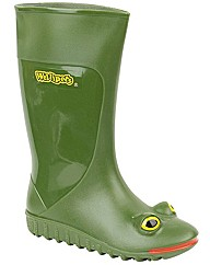 Wellipets Frog Wellington Boot