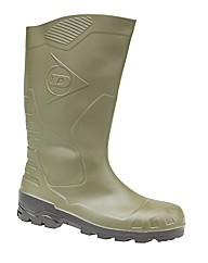DUNLOP DEVON (GREEN) WELLY
