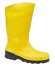 DUNLOP DEVON (YELLOW) WELLY