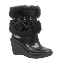 Posh Cats Eye Welly Boots