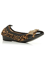 Moda in Pelle Hamptons Ladies Shoes