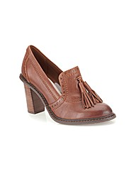 Clarks Womens Blues Charm Standard Fit