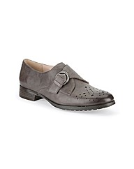 Clarks Womens Busby Jazz Wide Fit